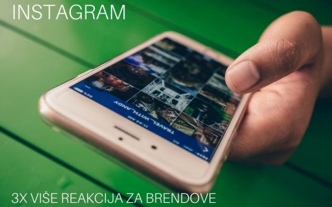 instagram za brendove