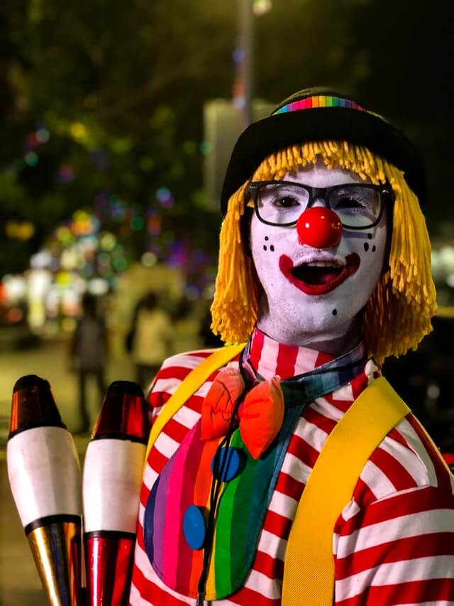 SEO for clown services