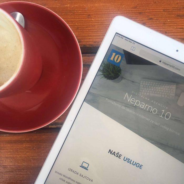 SEO optimizacija za tablet